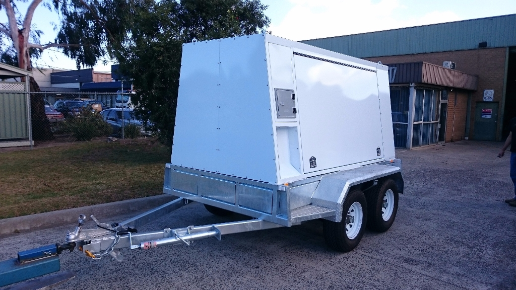 Custom Made Trailers T Amp P Steel Fabrications