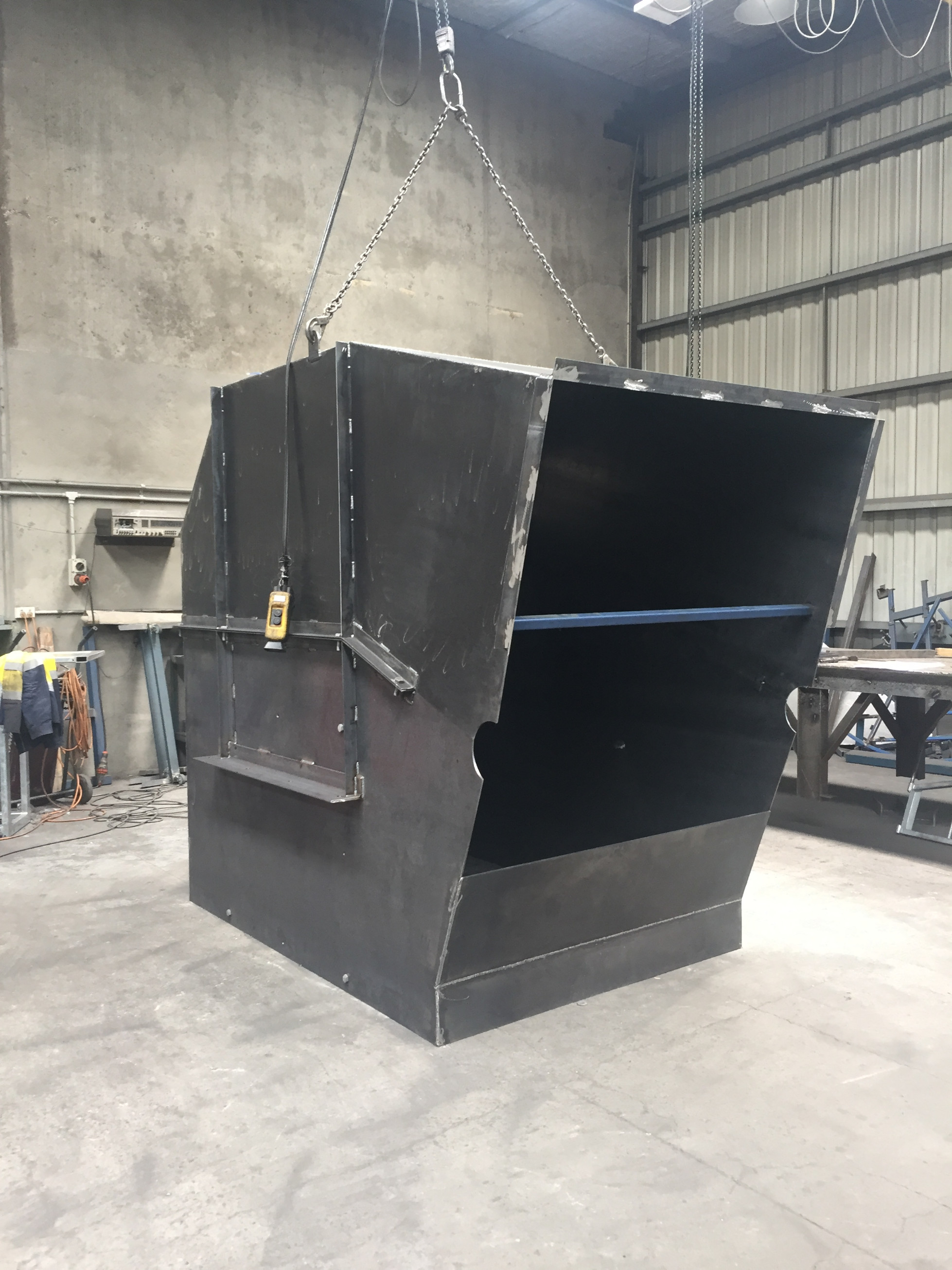 commercial fabrication Melbourne