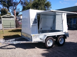 Custom Made Trailers